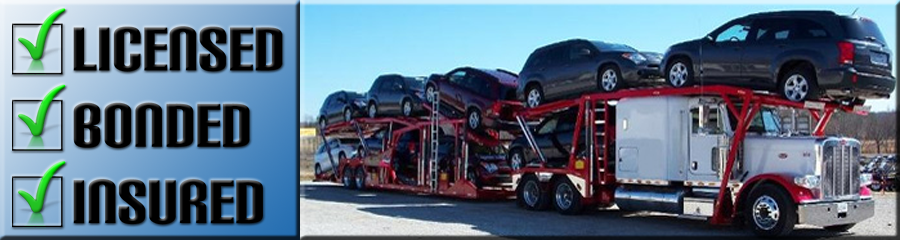 Full Service Vehicle Movers in Miami, FL